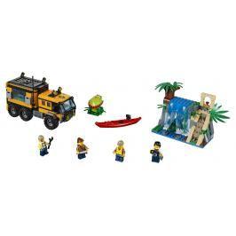 LEGO - Mobilní laboratoř do džungle