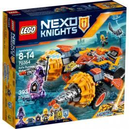 LEGO - Nexo Knights 70354 Axlovi vozidlo Drtič