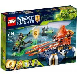 LEGO - Nexo Knights 72001 Lanceovo turnajové vznášedlo