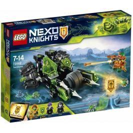 LEGO - Nexo Knights 72002 Dvojkontaminátor