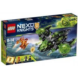 LEGO - Nexo Knights 72003 Šílený bombardér