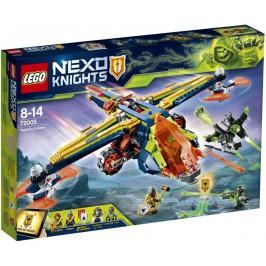 LEGO - Nexo Knights 72005 Aaronovým kuše