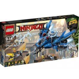 LEGO - Ninjago Movie 70614 Blesková stíhačka