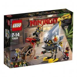 LEGO - Ninjago Movie 70629 Útok piraně