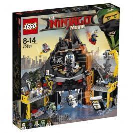 LEGO - Ninjago Movie 70631 Garmadonovy sopečné doupě