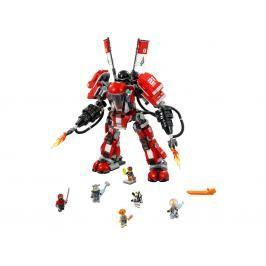 LEGO - Ohnivý robot
