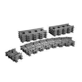 LEGO - Ohebné Kolejnice