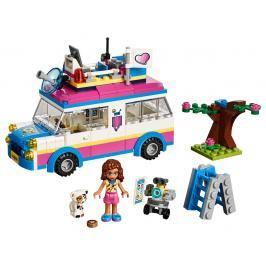LEGO - Olivia A Její Speciální Vozidlo