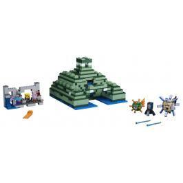 LEGO - Památník v oceánu
