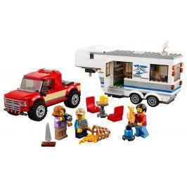 LEGO - Pick-Up A Karavan