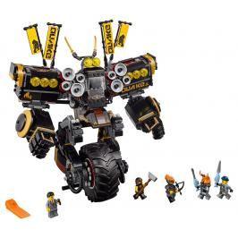 LEGO - Robot Zemětřesení