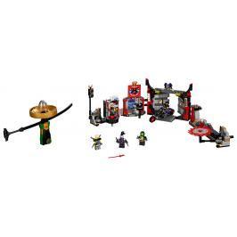LEGO - S.O.G. Základna