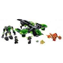 LEGO - Běsnící Bombardér
