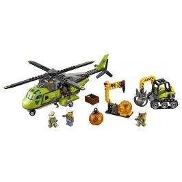 LEGO - Sopečná zásobovací helikoptéra