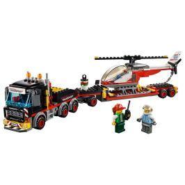 LEGO - Tahač Na Přepravu Těžkého Nákladu