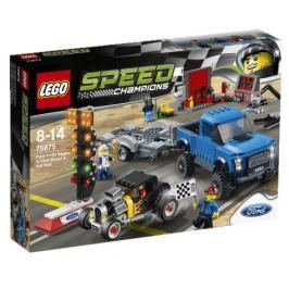 LEGO - Speed ​​Champions 75875 Ford F-150 Raptor a Ford Model A Hot Rod