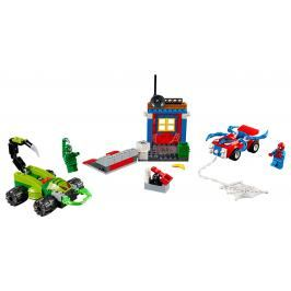 LEGO - Spider-Man Vs. Scorpion - Souboj Na Silnici