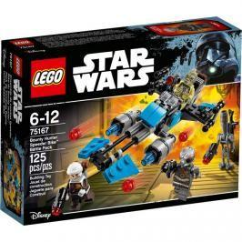 LEGO - Star Wars 75167 Speederova motorka námezdního lovce