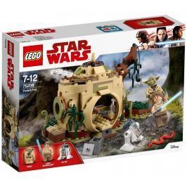 LEGO - Star Wars 75208 Yodova chatrč