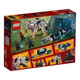 LEGO - Souboj Rhino A Mine