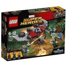LEGO - Super Heroes 76079 Útok Ravagera