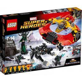 LEGO - Super Heroes 76084 Závěrečná bitva o Asgard