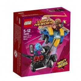 LEGO - Super Heroes 76090 Mighty Micros: Star-Lord vs. Nebula