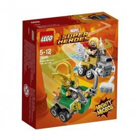 LEGO - Super Heroes 76091 Mighty Micros: Thor vs. Loki