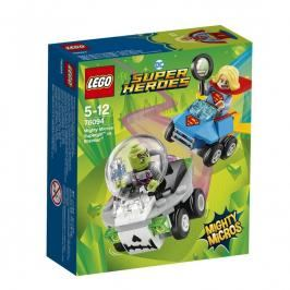 LEGO - Super Heroes 76094 Mighty Micros: Supergirl ™ vs. Brainiac ™