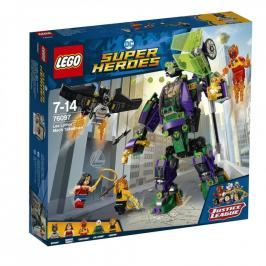 LEGO - Super Heroes 76097 Lex Luthor ™ a zničení robota