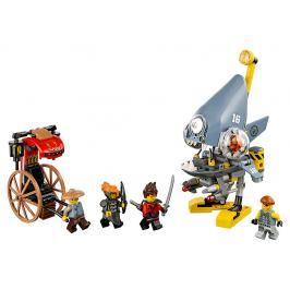 LEGO - Útok Piraně