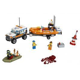 LEGO - Vozidlo zásahové jednotky 4x4
