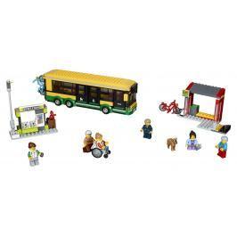LEGO - Zastávka autobusu