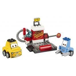 LEGO - Zastávka v boxech Guida a Luigiho