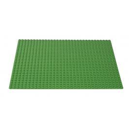 LEGO - Zelená Podložka Na Stavění