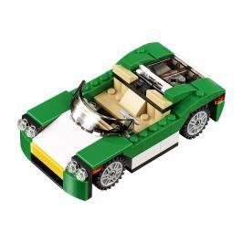 LEGO - Zelený Rekreační Vůz