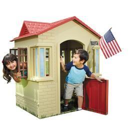 LITTLE TIKES - Domeček na hraní Cape Cottage béžový 637902