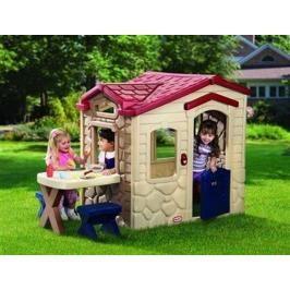 LITTLE TIKES - Domek s piknikovým stolkem 170621