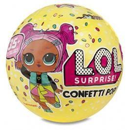 LITTLE TIKES - L.O.L. SURPRISE Panenky v kouli confetti 551515