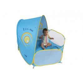 LUDI - Stan a hrací ohrádka pro miminko anti-UV
