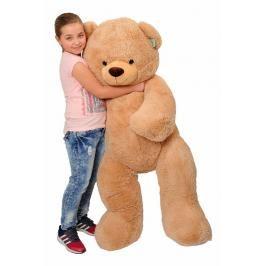 MAC TOYS - Medvěd 135 Cm Béžový