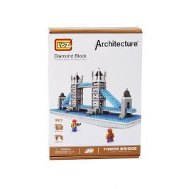MAC TOYS - Stavebnice Tower Bridge