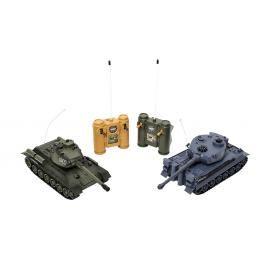 MAC TOYS - Tanky na dálkové ovládání