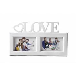 MAKRO - Fotorámeček Love 36 x 21 cm