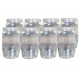 MAKRO - sklenice zavařovací OMNIA 0,36L  8ks