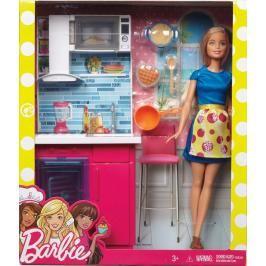 MATTEL - Barbie Panenka A Nábytek - mix