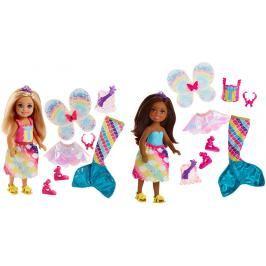 MATTEL - Barbie Chelsea Pohádkové Oblečky Asst