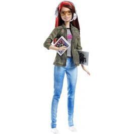 Mattel - Barbie Coty - herní vývojárka DMC33