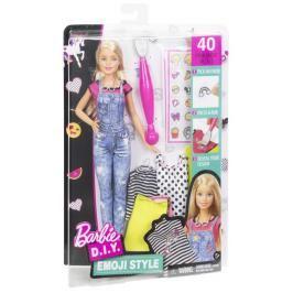 MATTEL - Barbie D.I.Y. Emoji Style