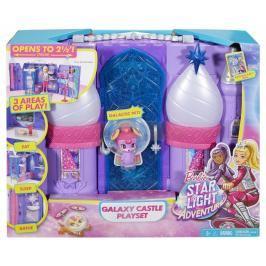 MATTEL - Barbie HVĚZDNÝ ZÁMEK